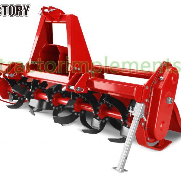 Tiller for tractors