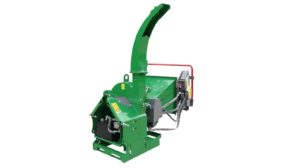 BXH-510 Wood Chipper with Hydraulic Motor and Controls