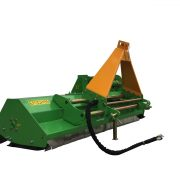 Tractor flail mowers