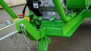 GTS-1500S Motorized Wood Chipper