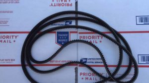 Replacement Belts EF Flail Mowers