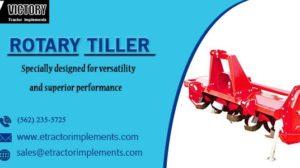 Rotary Tiller Replacement Blades - HRT