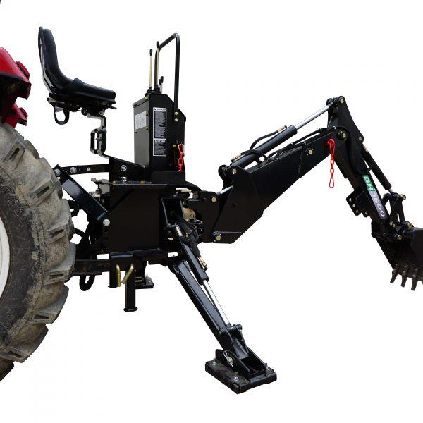 backhoe attachment for tractor mini excavator