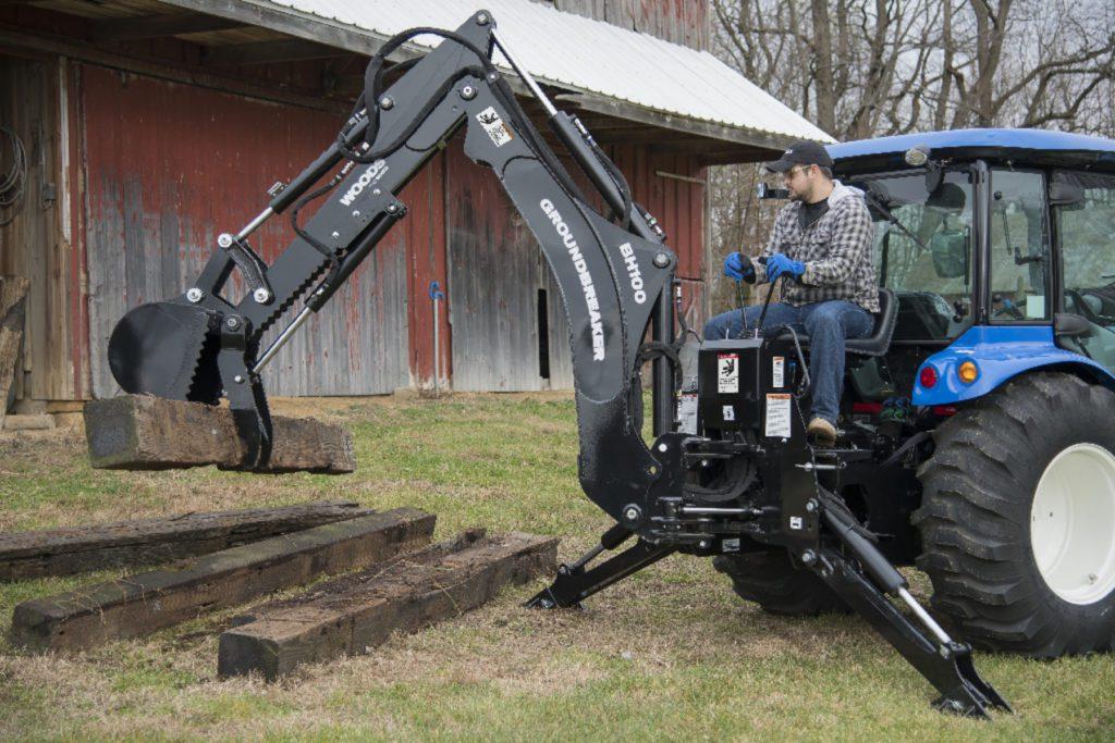 Farm Excavator