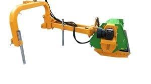 EMHD-70 Heavy Duty Embankment Flail Mower