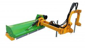EMHD-64 Heavy Duty Embankment Flail Mower
