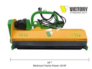 EMSD-64 Standard Duty Ditch Mower
