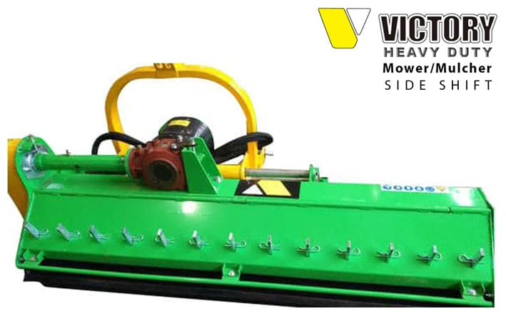 FMM Series Flail Mower/Mulcher