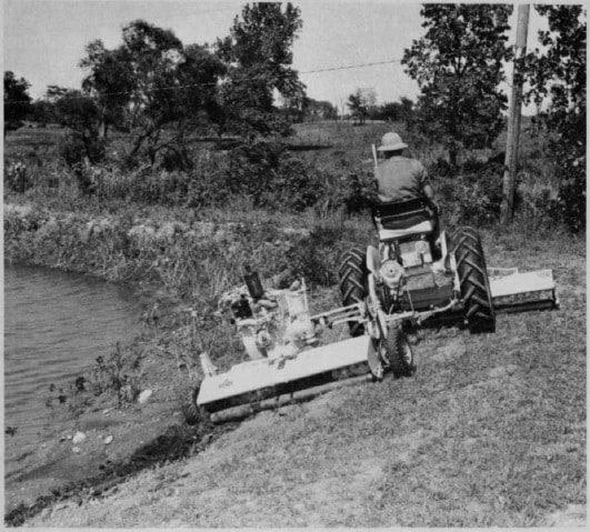 1971 Flail Mower
