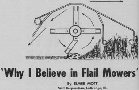 Why I Believe In Flail Mowers