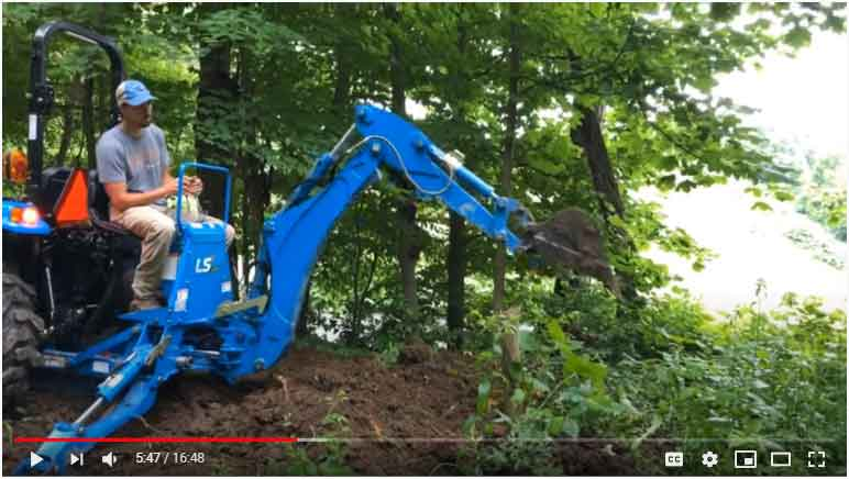 Constructing a Gravel Driveway