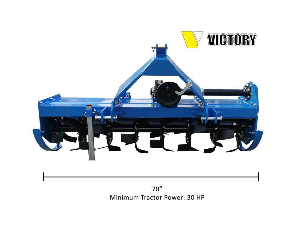 HDRT-70 Heavy Duty Rotary Tiller