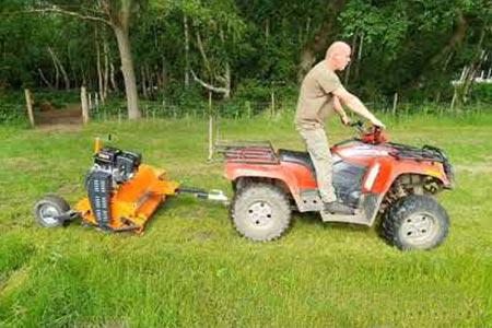 ATV Flail Mower Guide