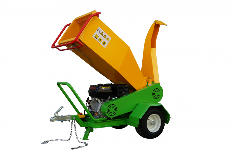 GTS 1500 Motorized Wood Chipper